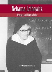 Nehama Leibowitz: Teacher and Bible Scholar
