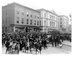Emancipation Day in Richmond, 1905