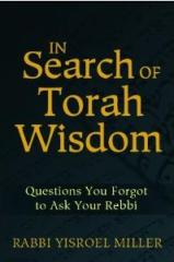 In Search of Torah Wisdom