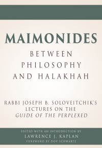 Maimonides9789655242034