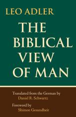 Biblical View of Man 9789657108963.JPG